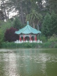 Chinese Pavilion @ Stow Lake